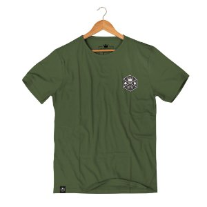 Camiseta Royal Signature Basic Verde