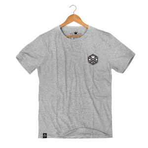 Camiseta Royal Signature Basic Mescla