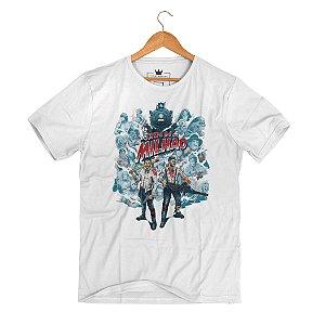 Camiseta PeeWee Trem do Milhão