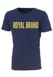 Camiseta Royal Signature Marinho