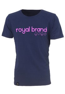 Camiseta Royal Suits Marinho