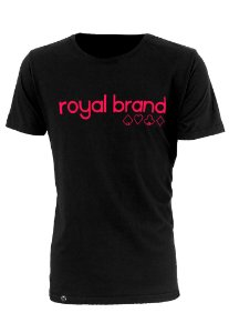 Camiseta Royal Suits Preto