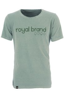 Camiseta Royal Suits Mint