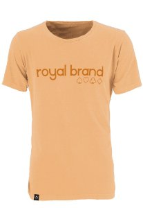 Camiseta Royal Suits Laranja