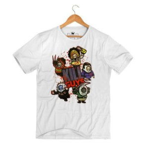Camiseta Canal PeeWee Kill Guys