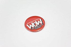 Botton WOW - Vermelho