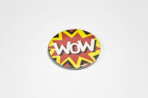 Botton WOW - Colorido