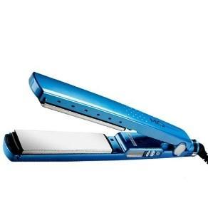 MQ Prancha Professional Titanium Iônic Blue Sky 32mm - Bivol