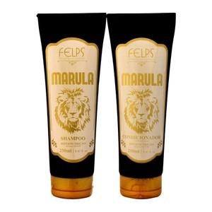 Shampoo e Condicionador Marula Felps 250ml cada