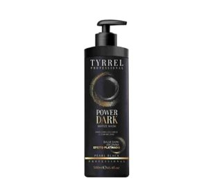 TYRREL POWER DARK 500ml