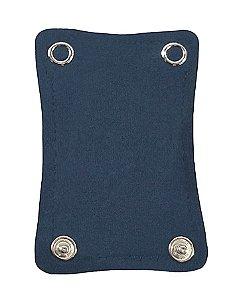 Extensor de Body com 2 botões Azul Marinho