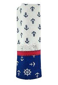 Pano de Boca Babete Navy