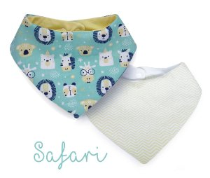 Kit Babador Bandana Safari Verde