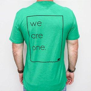 Camiseta Flamê Classic We Are One Verde