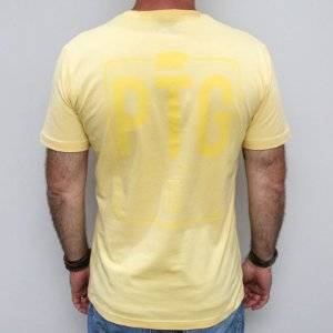 Camiseta Classic PTG Amarela