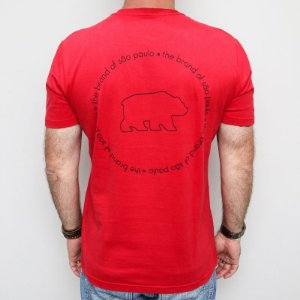 Camiseta Slim Urso SP