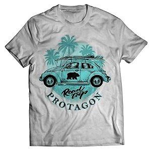 Camiseta Protagon Fusca