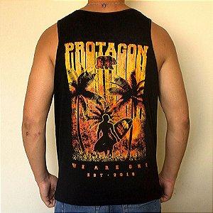 Camiseta Regata Surfista