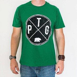 Camiseta Flamê Classic PTG SP Verde