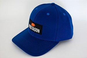 Azul Aba Curva - Protagon