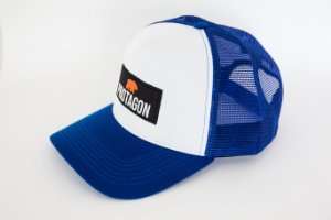 Trucker Azul - Protagon
