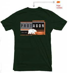 Camiseta Protagon Box
