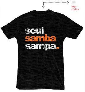 Camiseta Soul Samba Sampa