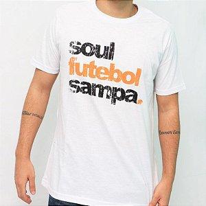 Camiseta Soul Futebol Sampa