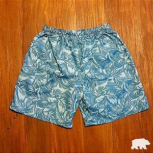 Shorts Folhas
