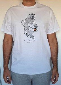 Camiseta Protagon Urso Surf