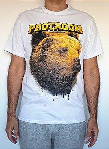 Camiseta Urso Grafite
