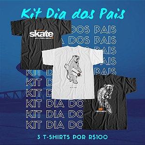 Kit Camisetas 01
