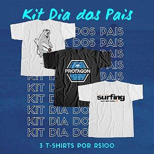 Kit Camisetas 04
