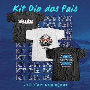 Kit Camisetas 05