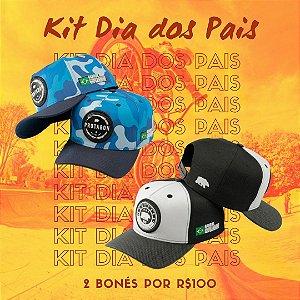 Kit Bonés 01