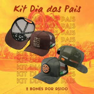 Kit Bonés 02