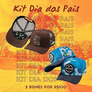 Kit Bonés 03