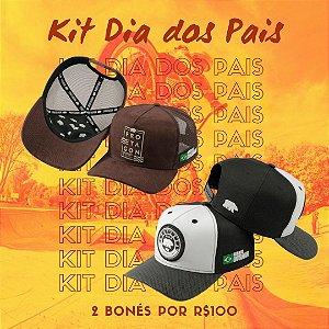 Kit Bonés 04