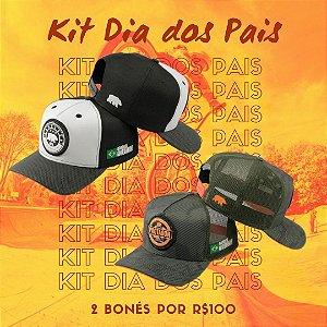 Kit Bonés 06