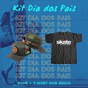 Kit Camiseta Boné 02