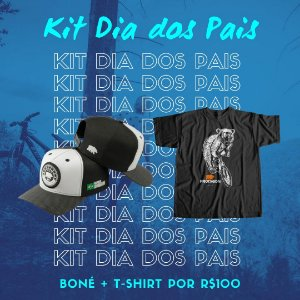 Kit Camiseta Boné 03