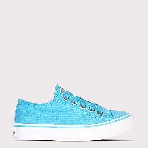 Tênis Capricho Like Canvas - Blue