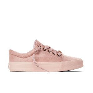 Tênis Capricho Break Suede Low - Rose