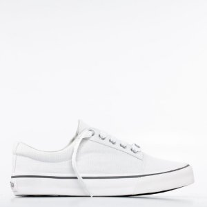 Tênis Capricho Break Suede Low - Branco