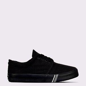Tênis Capricho Flip Cotton - All Black