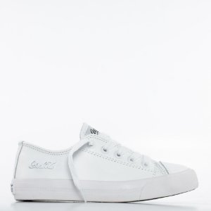 Tênis Coca-Cola Atlanta Leather - All White