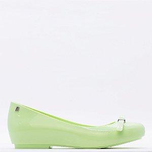 Sapatilha Melissa AD Dora - Verde/Verde