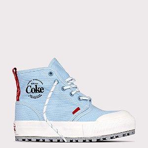 Tênis Coca-Cola Denver - Denim