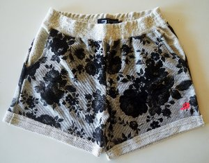 Shorts Moletom JR Mescla Floral