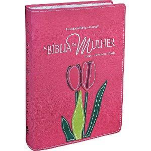 A Bíblia da Mulher  Almeida Revista e Atualizada